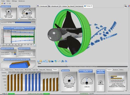 propeller calculation method used by the software heliciel