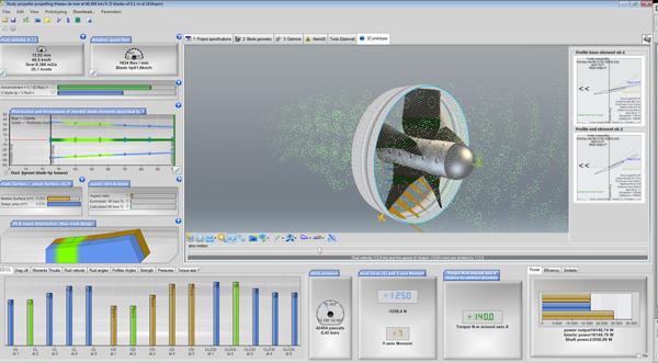 Axial Fan Design Calculation : Axial pump propeller waterjet jet