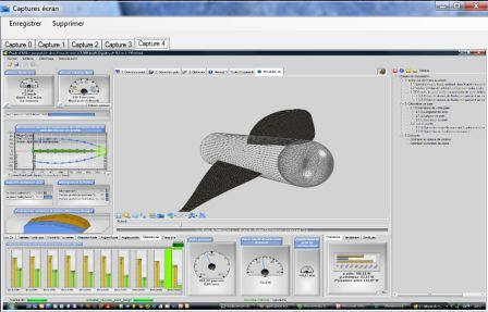 Image capture software propeller